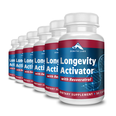 How Does Longevity Activator Work?