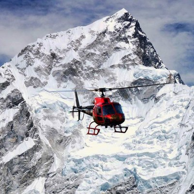Everest Base camp Helicopter tour | Helicopter tour to Everest base camp