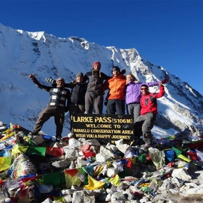 Manaslu Tsum Valley Trekking – 22 Days | Guide | Cost | Map
